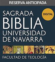 La Biblia de la Universidad de Navarra, ahora digital ...