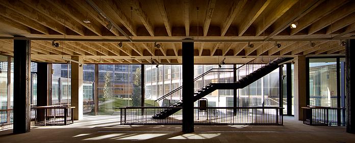 La escuela de arquitectura presenta en madrid su m ster for Universidades de arquitectura en espana