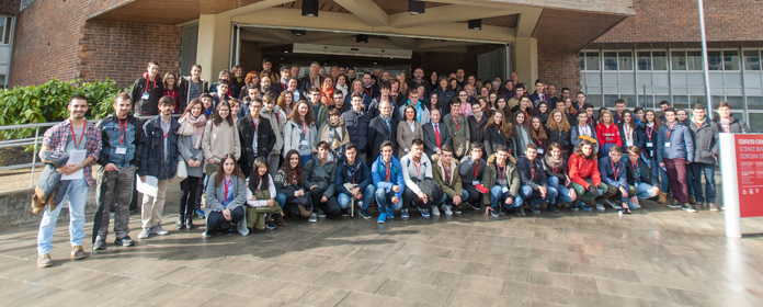 Los 61 mejores estudiantes de Biología de bachillerato participan en ...