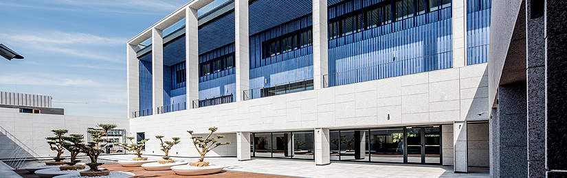 Campus de posgrado en Madrid. Máster Universitario en Arquitectura. Escuela  de Arquitectura - Universidad de Navarra