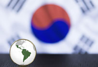 South Korea catches up with Japan in trade with Latin America