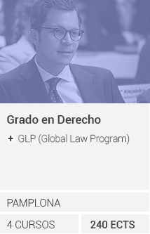 Grado en Derecho + GLP (Global Law Program)
