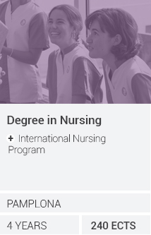 Grado en Enfermería + International Nursing Program