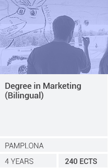 Grado en Marketing (Bilingüe)