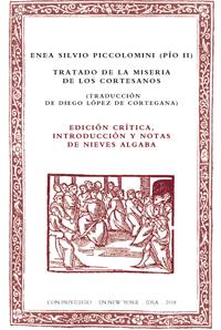 Batihoja 51. Enea Silvio Piccolomini, Tratado de la miseria de los cortesanos