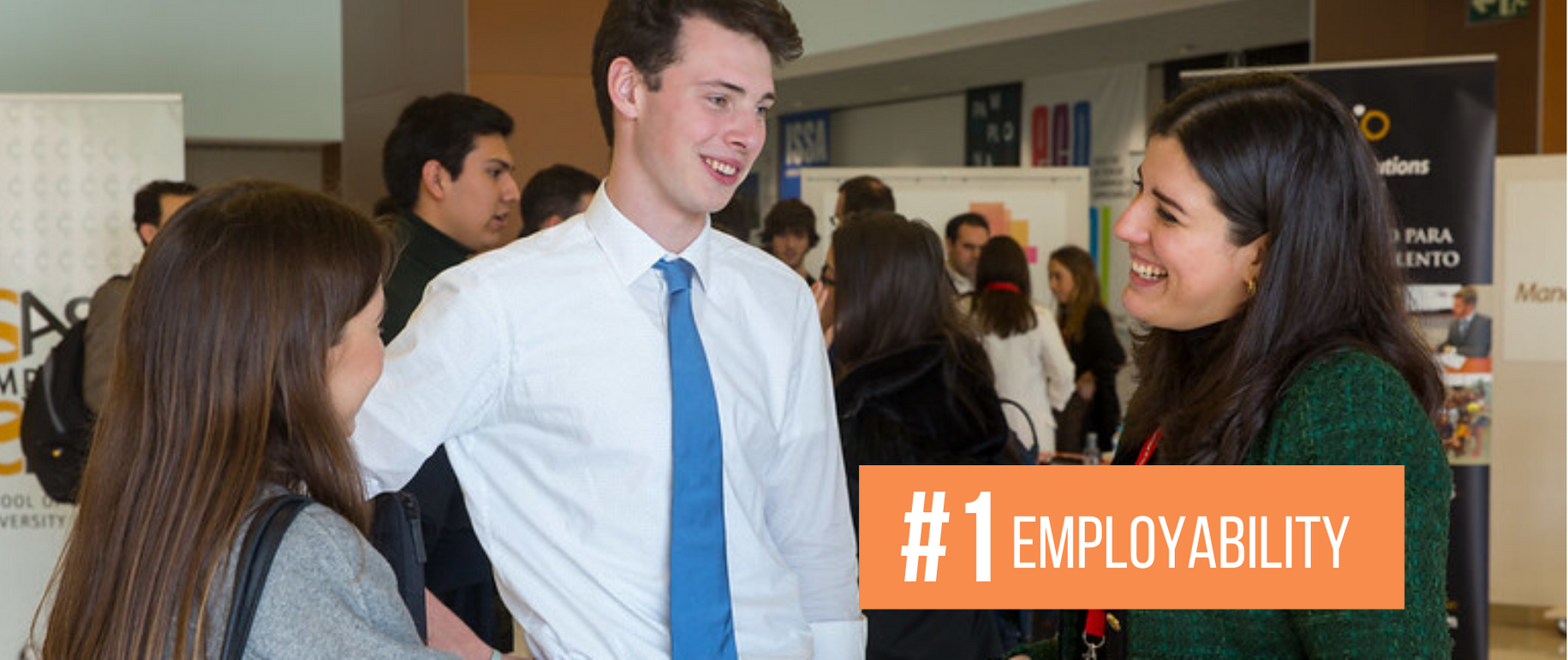The University of Navarra: No. 1 in Spain for graduate employability