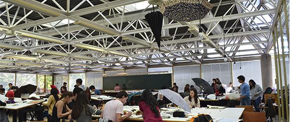 Escuela de arquitectura universidad de navarra for Universidades de arquitectura en espana