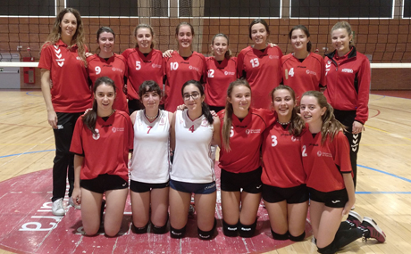 Voleybol junior