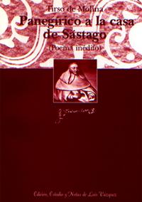 Volumen 2. Panegírico a la casa de Sástago (Poema inédito)