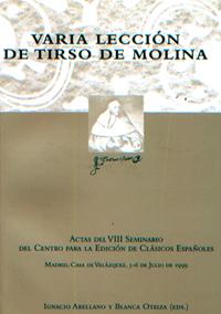 Volumen 6. Varia lección de Tirso de Molina