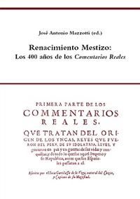 Volumen 25. Renacimiento mestizo: los 400 años de los Comentarios Reales