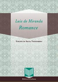Volumen 38. Miranda, Luis de, Romance