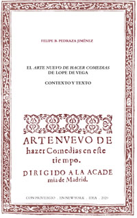 Batihoja 65. El «Arte Nuevo» de hacer comedias de Lope de Vega. Contexto y texto