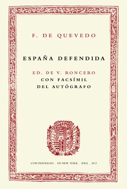 Batihoja 01. España defendida