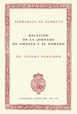 Batihoja 04. Relación de la jornada de Omagua y El Dorado