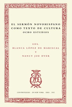 Batihoja 06. El sermón novohispano como texto de cultura
