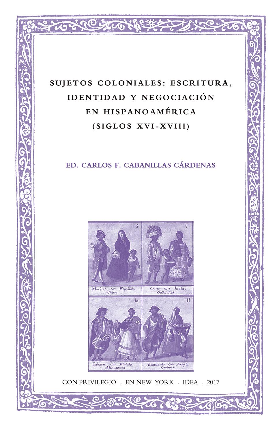 Batihoja 36. Sujetos coloniales