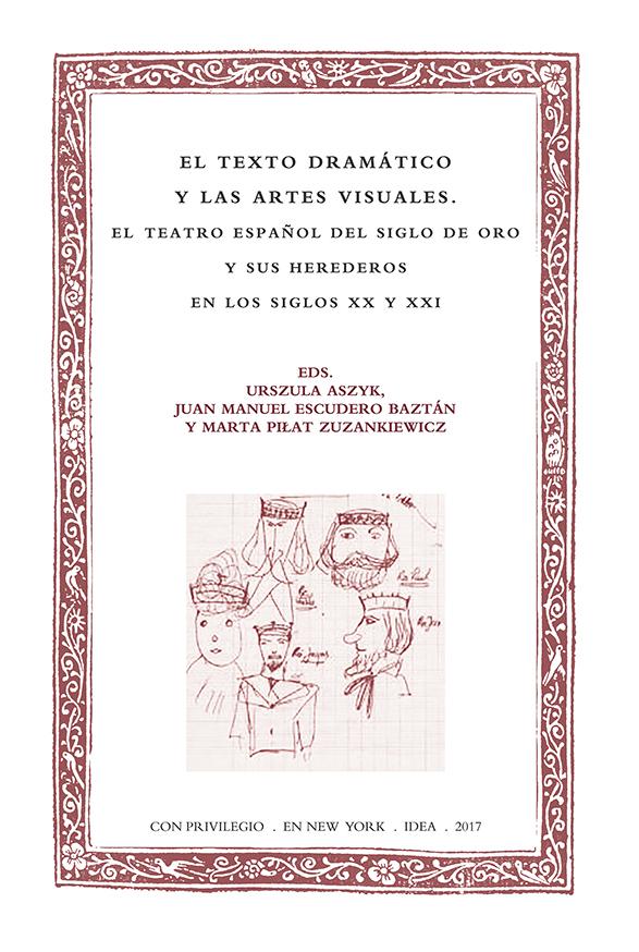 Batihoja 43. El texto dramático y las artes visuales