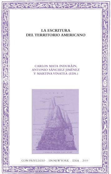 Batihoja 58. La escritura del territorio americano