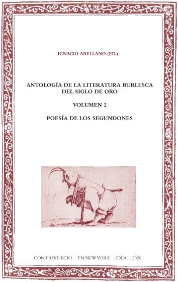 Batihoja 69. Antología de la literatura burlesca del Siglo de Oro. Poesía de los segundones