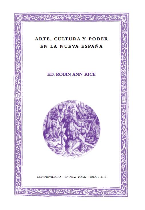 Batihoja 28. Arte, cultura y poder en la Nueva España