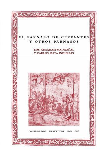 Batihoja 35. El Parnaso de Cervantes