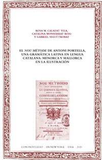 Batihoja 66. El El «Nou Mètode» de Antoni Portella, una gramática latina en lengua catalana