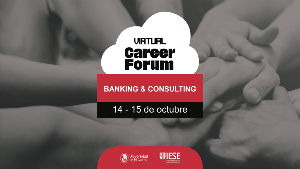 Virtual Career Forum- 14-15 de octubre de 2020 -