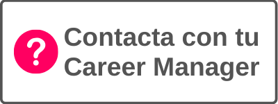 Contacta con tu Career Manager