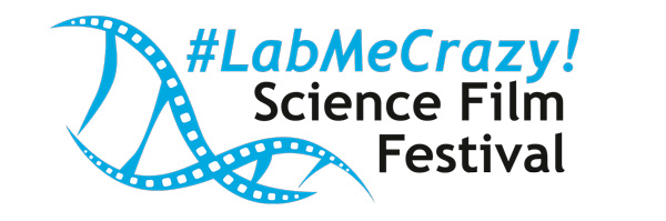 #LabMeCrazy! Science Film Festival logo