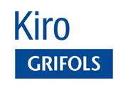 Kiro Grifols - empresa colaboradora con el Máster en ingeniería biomédica