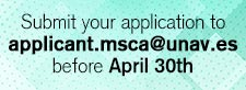 Submit your application before April 30th