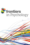 Frontiers in Psychology