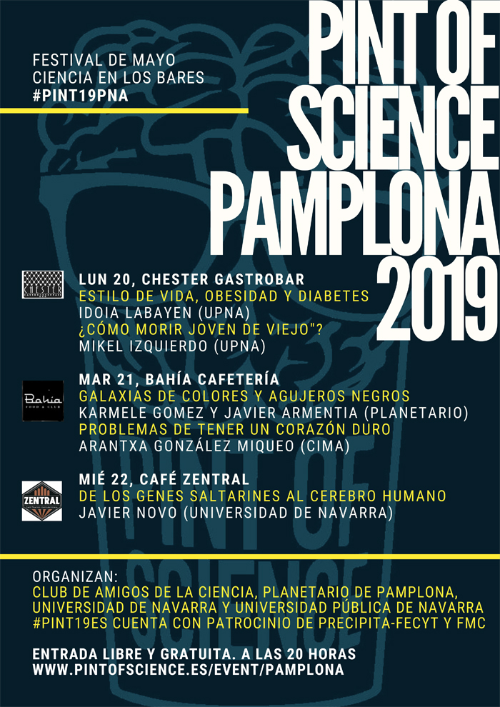Pint of Science Pamplona