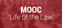 MOOC Life of the Law