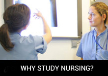 Why study Nursing?