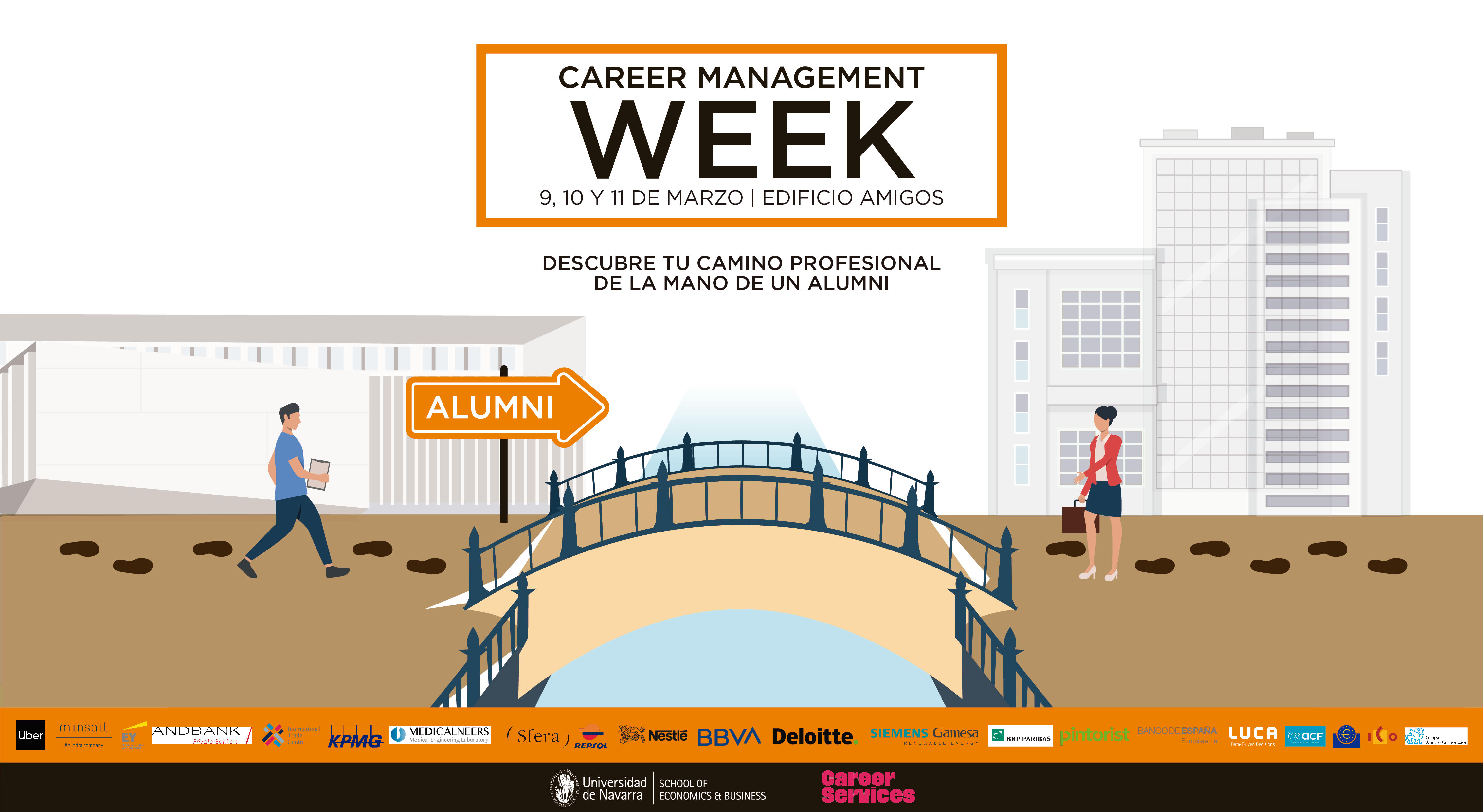 "¿Qué es la ""Career Management Week""?"