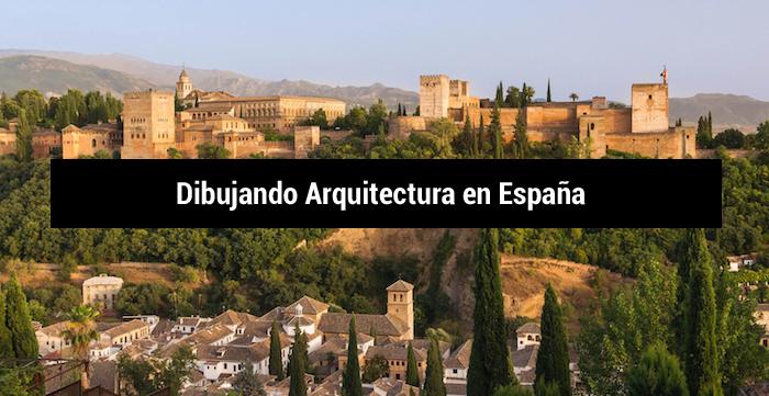 Dibujando arquitectura en espa a universidad de navarra for Universidades de arquitectura en espana