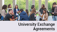 University Exchange Agreements. Relaciones Internacionales