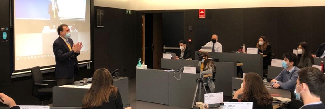 """Alberto González Pascual: """"Se necesitan equipos de RRHH diversos y que favorezcan la creatividad"""""""