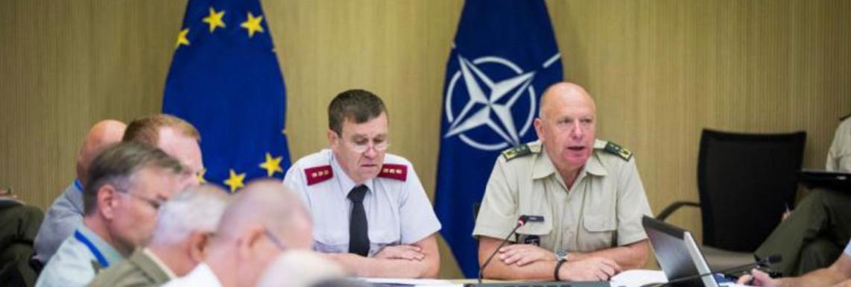 EU integration: Towards European armed forces?