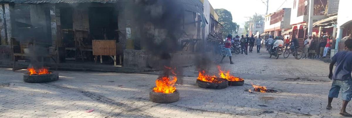 La crisis mundial acentúa los problemas de Haití en medio del colapso institucional