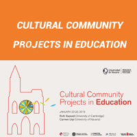Cultural community. Proyects in education