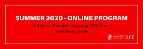 Summer 2020 - Online Program