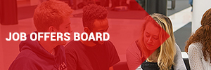 Job Offers Board. ISSA School of Management Assistants. Universidad de Navarra