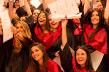Galería de fotos graduación 2017
