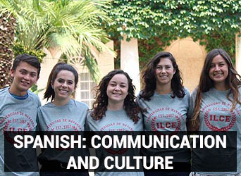 Spanish: Communication and Culture