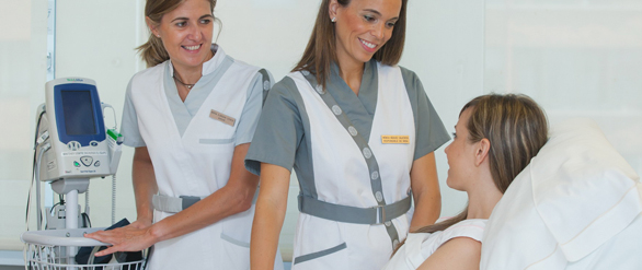 Enfermería: vocación al servicio de la persona