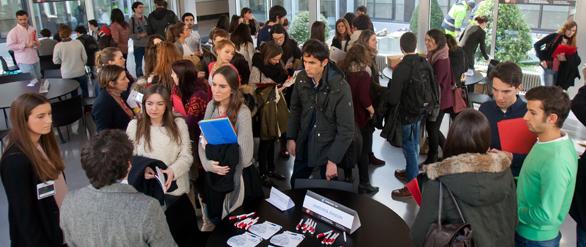 Una Facultad que impulsa el desarrollo profesional de sus alumnos