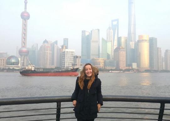 La alumna Rocío Boadella Orozco relata su experiencia en China